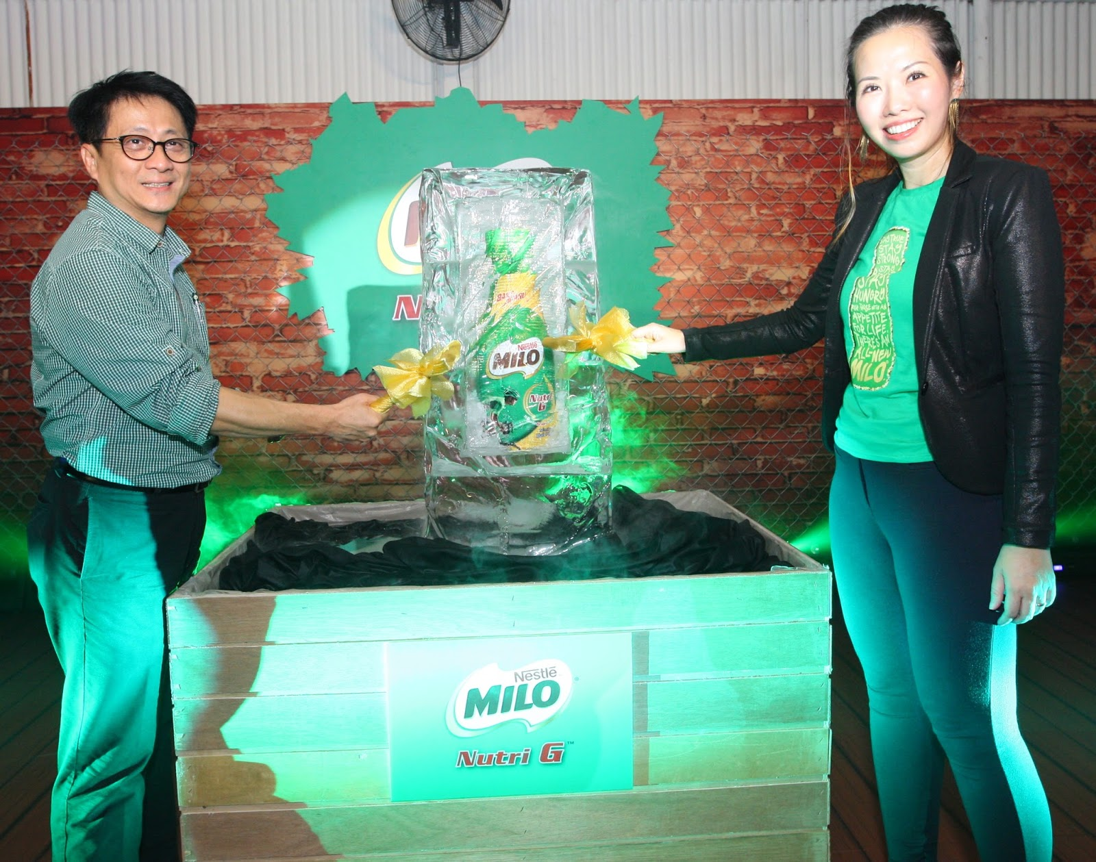 Milo Innovates and Fuels Malaysian