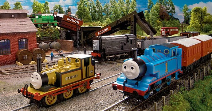 The Thomas And Friends Review Station Nwr Editorial