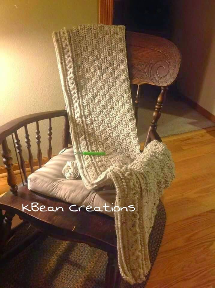 Crochet Knurl Stitch : Drea_Dear: National Crochet Month 2015: A Guest Post from Michelle