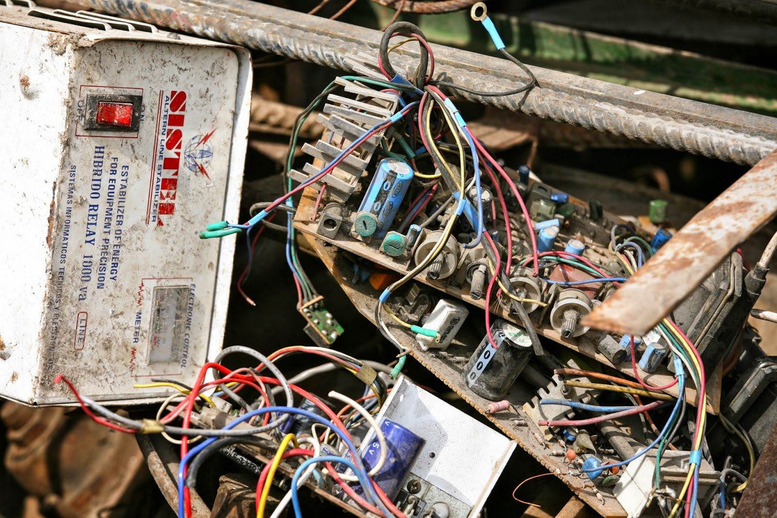 e waste recyling