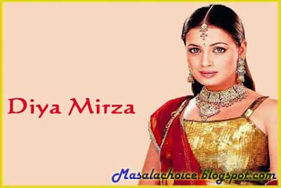 Diya Mirza Profile and Hot Pics Wallpapers Diya Mirza Movies List