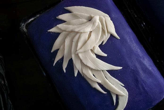 wing cake