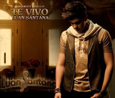 Download - Te Vivo – Luan Santana (Hits Para Namorar) – Mp3