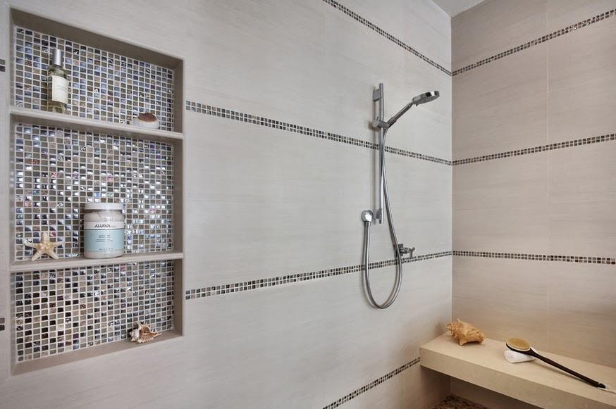 мозаичное панно для ванной комнаты фото
