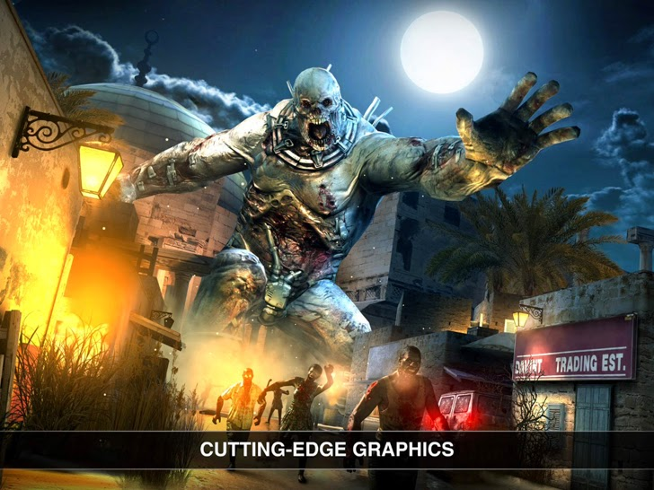 DEAD TRIGGER 2 App iTunes App By MADFINGER Games - FreeApps.ws