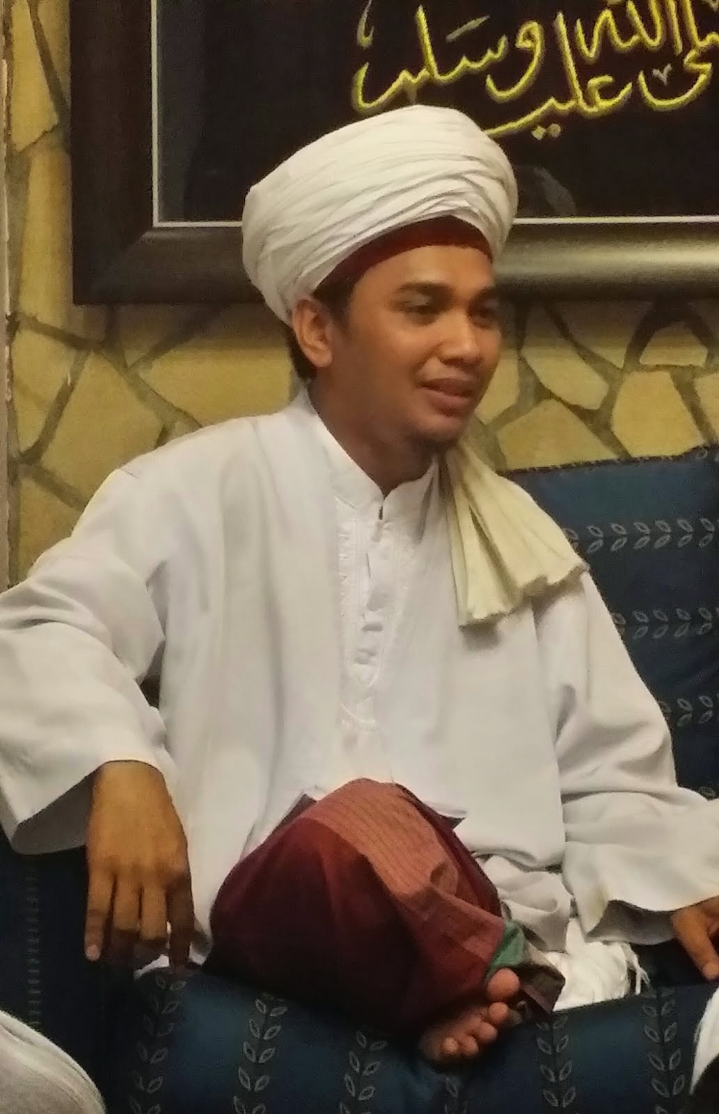 AlFadhil AlSyeikh Shahrul Rizal Mohd Sati