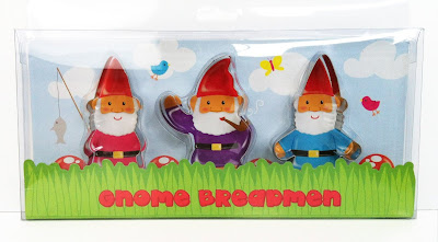 Gnome Breadmen Cookie Cutters