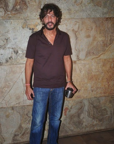 Actor Chunky Pandey snapped at Lightbox