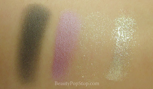 paul and joe la belle epoque eye color set swatches