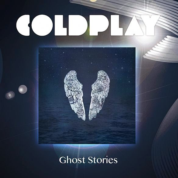 Coldplay, Ghost Stories, album cover