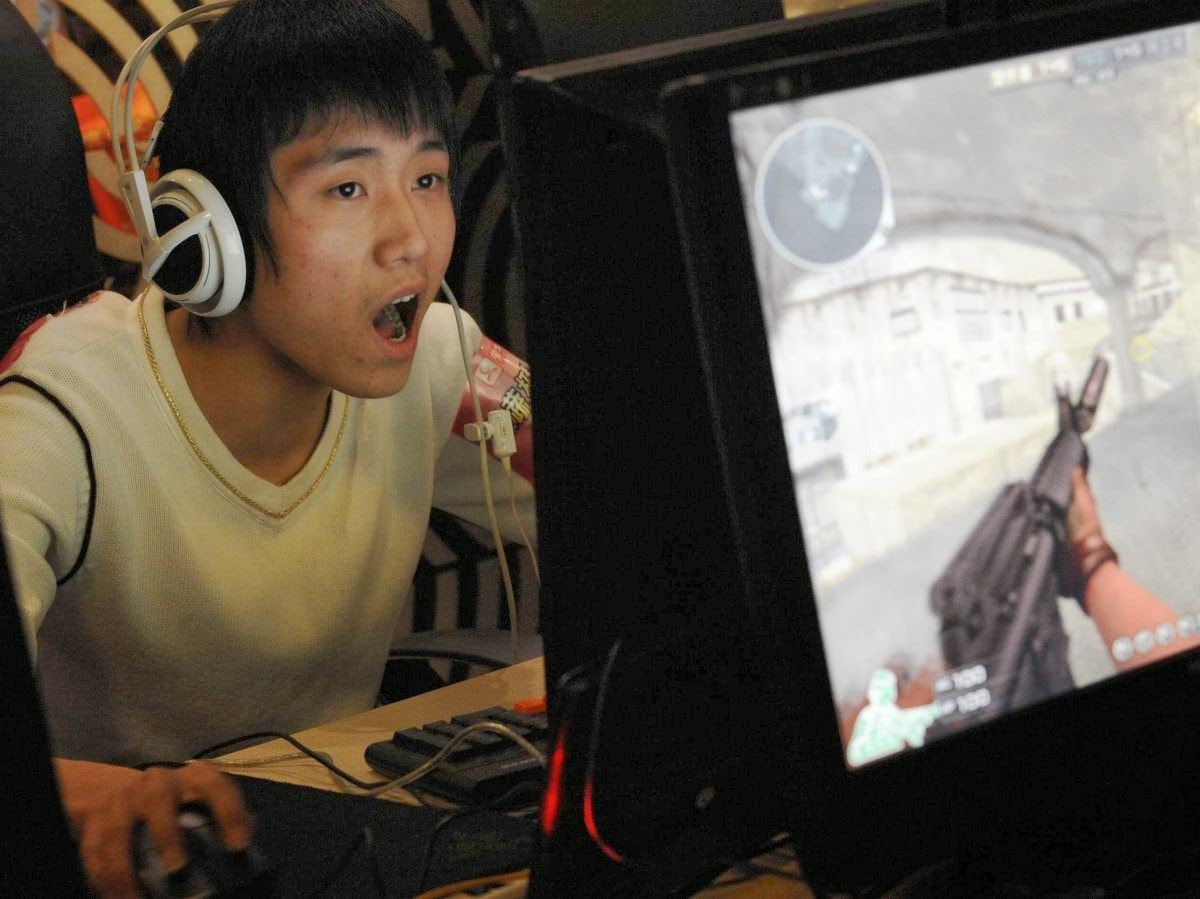 China lifts the ban on video games, China lifts the ban, on video games, games,