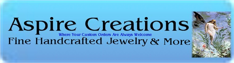 Custom  Made  Jewelry  Designs & Hancrafted Items