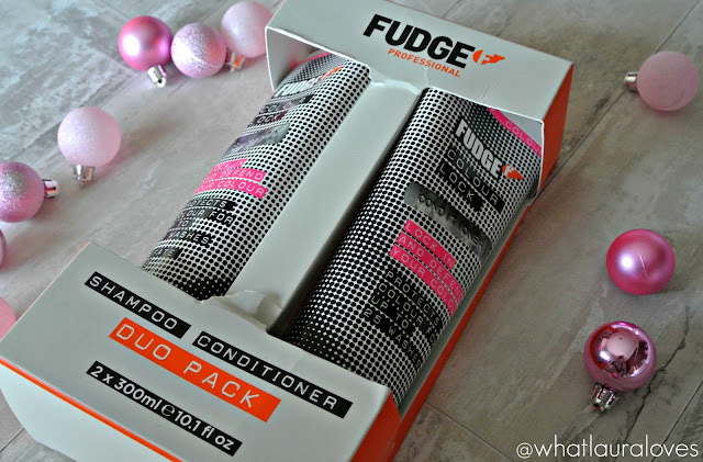 Christmas Gift Guide Fudge Urban Colour Lock Duo Pack Shampoo and Conditioner