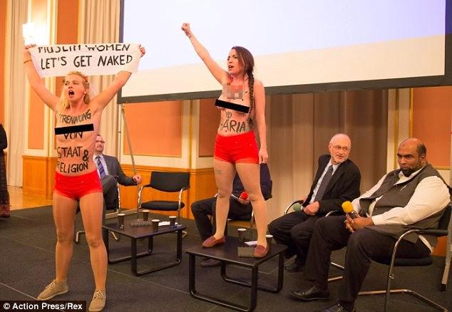 protes femen