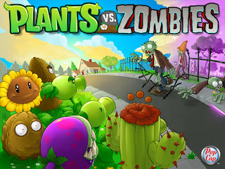 plants vs zombie terbaru