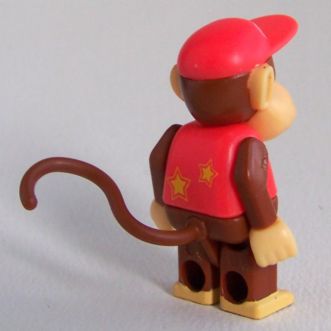 Knex Mario Diddy Kong Series 3