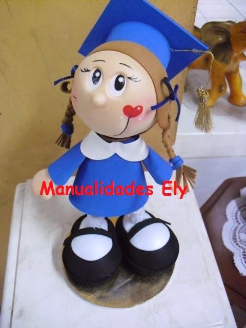 ELY FONDANT MANUALIDADES: Muñecas Fofuchas