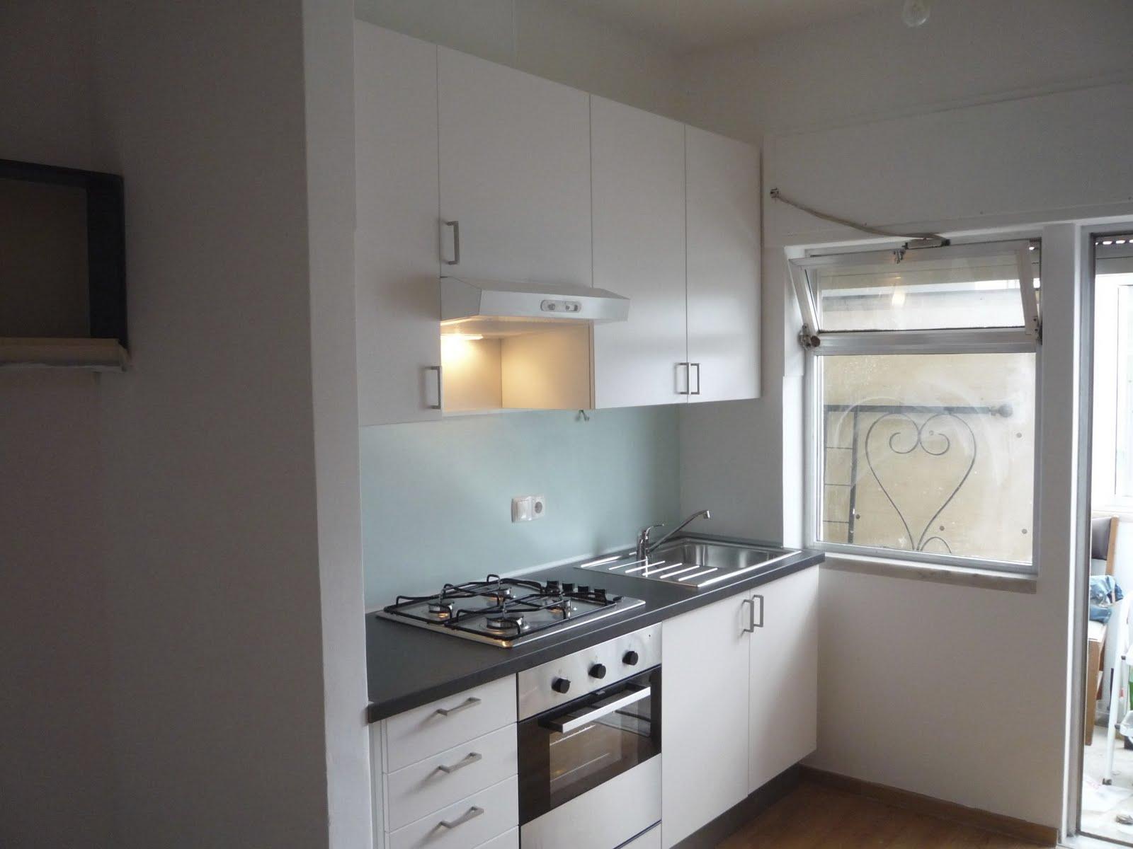 Civil Unipessoal Lda: Remodelação de Cozinha em Paço de Arcos #816F4A 1600 1200
