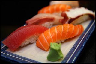 Nigiri Sushi - นิงิริซูชิ