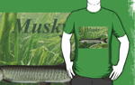 Musky T Shirts, Prints, Etc.