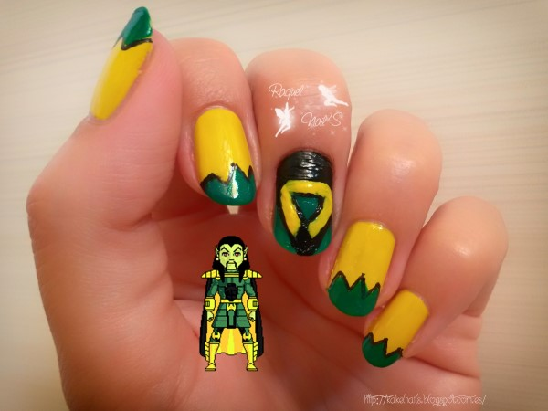 Nails Marvel
