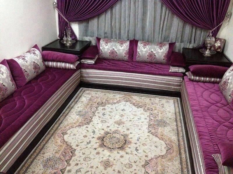 Salons du maroc et d coration orientale vente de salon marocain bordeaux - Decoration orientale moderne ...