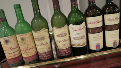 Rioja Bordón Gran Reserva 1982 to 2006