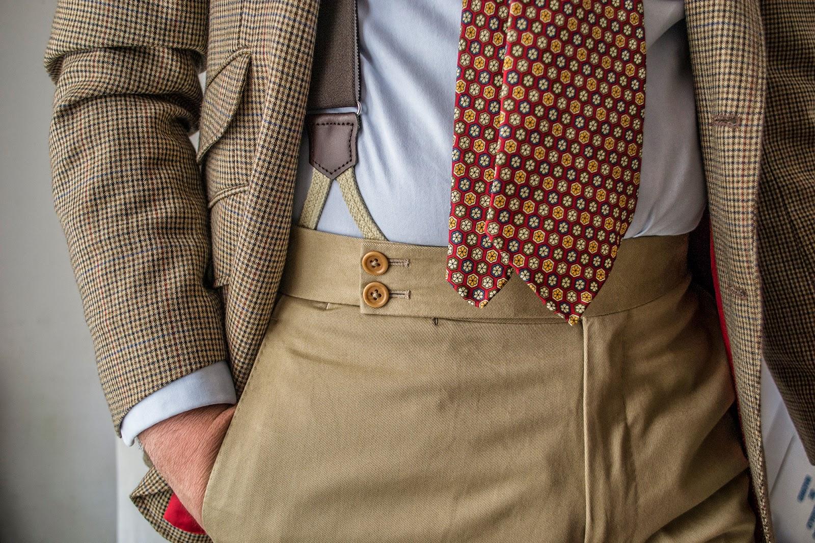 Review Pantalón Made to Measure de Haberdashers.
