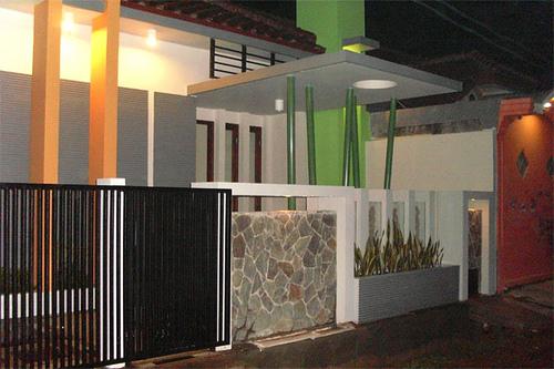 Design Pagar Rumah Terkini