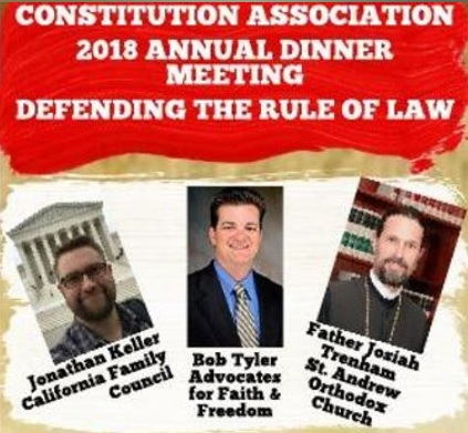 2018 Anniversary Dinner: Defending the Rule of Law