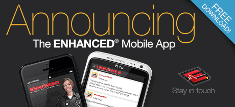 Announcing the Enhanced® Mobile App