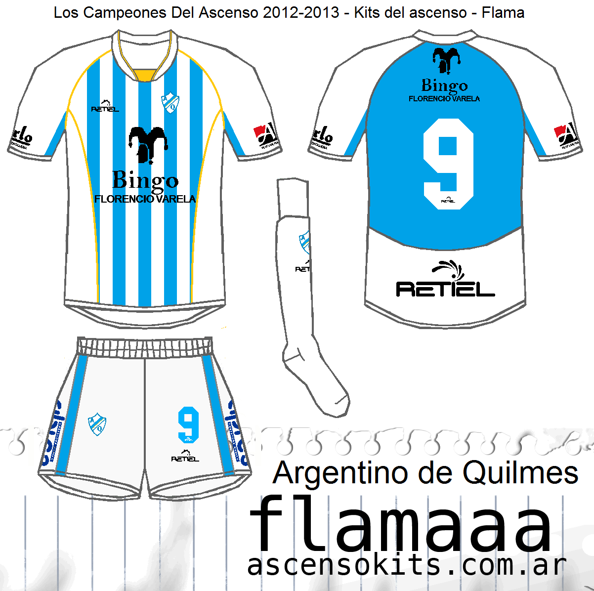 Kits del Ascenso