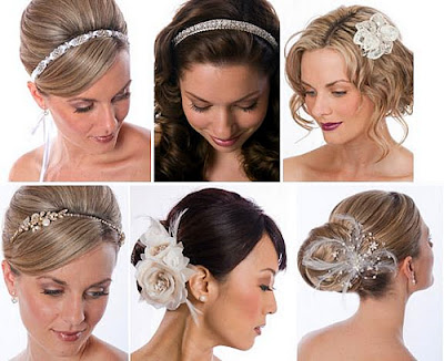 Wedding Flower Hair Pieces on Perk Up Your Style With Hair Flowers