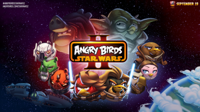 Angry Birds Star Wars 2 ft. TELEPODS