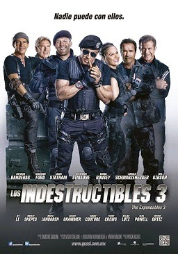 Los Indestructibles 3 – DVDRIP LATINO