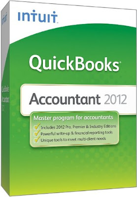 QuickBooks Accountant 2012 Serial Key