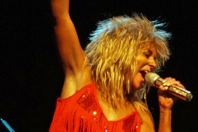 Simply The Best Tina Turner Tribute