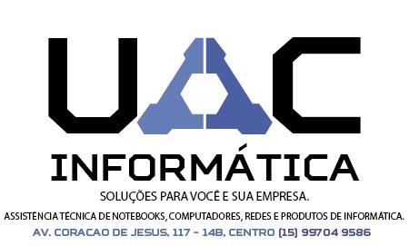 UAC INFORMÁTICA - Soluções para você e sua empresa