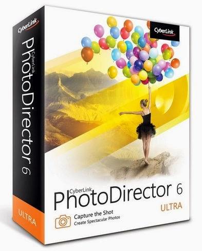 VERSION SOFTWARES: CyberLink PhotoDirector Ultra 6.0.5903 Multilingual
