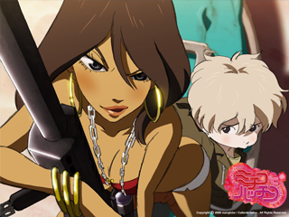 Michiko to Hatchin
