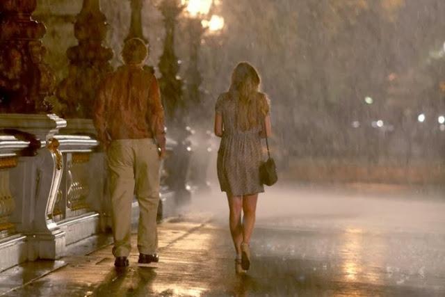 Pariste Gece Yarısı, Owen Wilson, Film, Woody Ellen, Pariste Gece Yarısı filmi son sahnesi, Pariste Gece Yarısı yağmur sahnesi