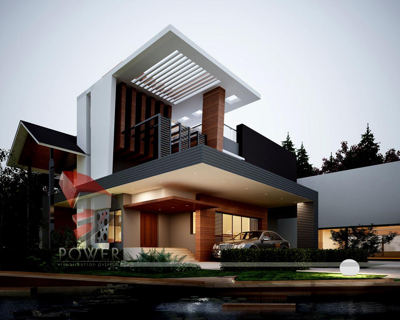Marvelous single home design