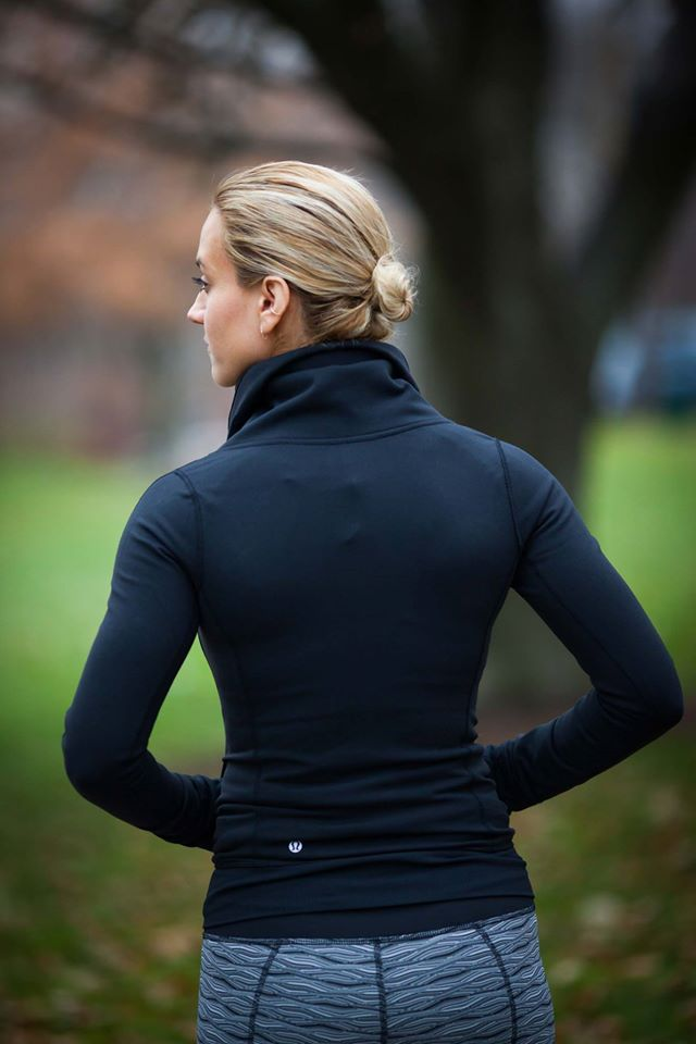 lululemon inspire crop be present jacket