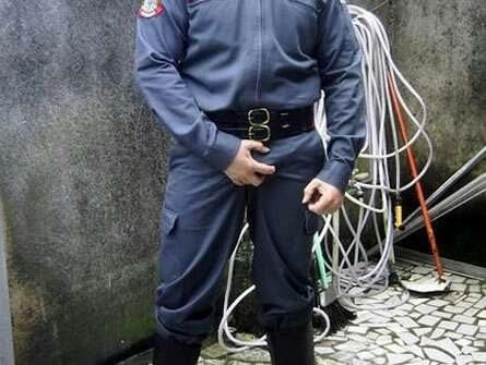uniformados gay