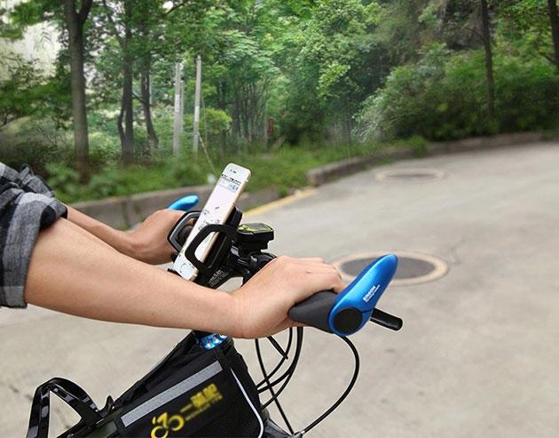 holder จักรยาน สำหรับ iPhone 6 plus พร้อมส่ง