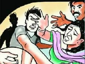 Disabled woman gang raped in UP