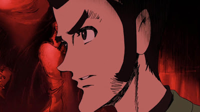 Lupin III 2012 basetta