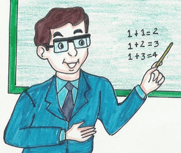 Vector Ilustracin De Dibujos Animados De Sistema Penstyle