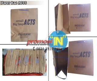 jual paper bag coklat, jual paperbag murah, jual paperbag event, jual paperbag promosi