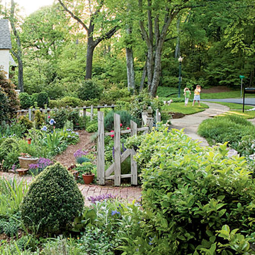 Cottage Flavor A Cottage Garden Tour and Gardening Tips